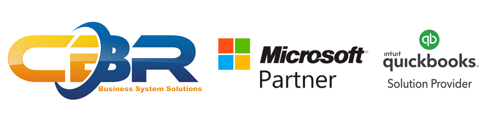 CBR Technology Microsoft Certified Partner Intuit Solution Provider
